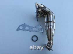 1320 Performance 11-16 TC 304 Stainless Steel Header 2.25 Outlet 4-1