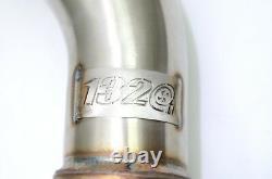 1320 Performance BMW 535D 335D E90 E91 E92 diesel downpipe M57 DEF DPF delete US
