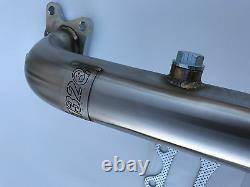 1320 Performance Civic 06-11 EX LX DX 2/4DR FG FA R18A1 Stainless Steel Header
