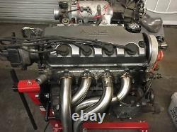 1320 Performance D series 4-1 Race header only D15 D16 D16z6 D16y8 SOHC EG EK