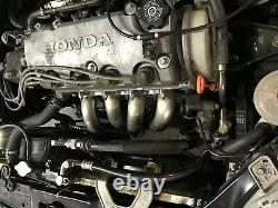 1320 Performance D series Toda header only D15 D16 D16z6 D16y8 SOHC EG