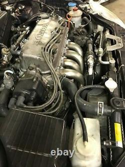 1320 Performance D series Toda header with testpipe D15 D16 D16z6 D16y8 SOHC EG