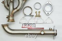 1320 Performance D series UEL header D15 D16 D16z6 D16y8 SOHC EG