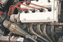 1320 Performance H swap H2B Hood exit Megaphone Race header H22A h23 h22a4 f20b