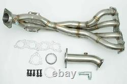1320 Performance Rsx Tri-Y Race header DC5 k20a2 Type s also fit ep3 RSX