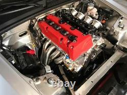 1320 Performance S2000 K swap race header k20 k24 custom build to order ap1 ap2