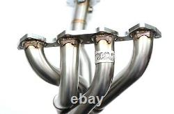 1320 Performance Toda header B Series ported tig welded extra o2 GSR