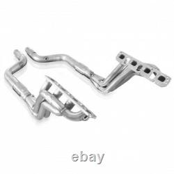 2005-2021 Charger Challenger Stainless Power 1-7/8 Long Tube Headers With CATS