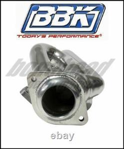 BBK Performance 40140 Ceramic Short Tube Headers 09-17 Dodge Ram 1500 Hemi 5.7L