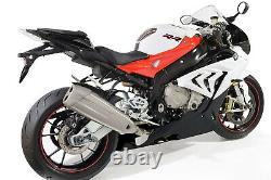 BMW S1000RR Performance De Cat Exhaust Collector Downpipes Headers 2015 2016