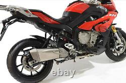 BMW S1000XR Performance De Cat Exhaust Collector Downpipes Headers 2015 2019