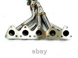 Becker Performance Exhaust Header Fits 2005-2009 Volkswagen Rabbit 2.5L