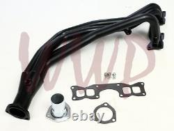Exhaust Header Manifold For 86-89 Nissan/Datsun D21 Hardbody 2.4L/Z24 2WD Only