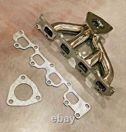 FOR Polaris Slingshot Stainless Steel Performance Manifold Header 2.4L Ecotec