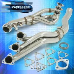For 01-06 Bmw 3-Series E46 M3 3.2L Performance Stainless Exhaust Header Manifold