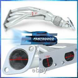 For 02-06 Mini Cooper R50 R53 Hatch 1.6 Performance 2PC Stainless Exhaust Header