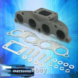 For 02-06 RSX / 02-05 Civic Si EP3 K20 JDM Race Turbo Manifold Cast Iron T3/T4