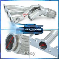 For 04-05 Chevy Impala Monte Carlo 3.8 Supercharged Steel Racing Exhaust Headers