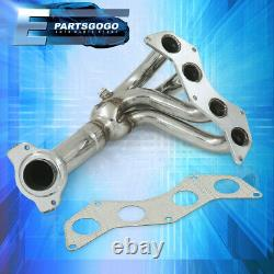For 05-10 Scion tC AT10 2.4L DOHC 4-1 Stainless Steel Exhaust Header Manifold