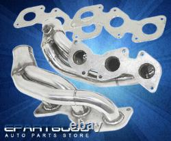 For 05-11 Toyota Tacoma FJ Cruiser 4.0L Performance S/S Exhaust Header Manifold