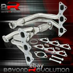 For 1991-1999 Mitsubishi 3000GT GTO Stealth 3.0L S/S Performance Header Manifold