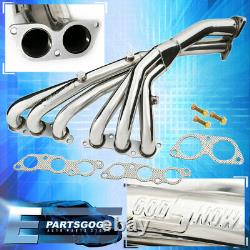 For 2001 2002 2003 2004 2005 Lexus Is300 2IS 2Jzge S/S Performance Header 3.0L