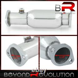 For 2002-2006 Mini Cooper S BMW R53 1.6L Racing Exhaust T-304 S/S Tubular Header