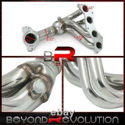 For 2005-2010 Scion tC 2AZ-FE JDM High Performance 4-1 Header Exhaust Manifold