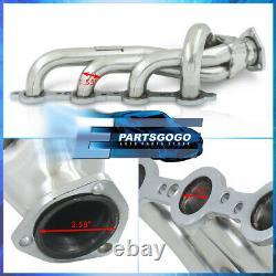 For 82-04 Chevy S10 LS1 LS2 LS3 LS6 LS Engine Swap Conversion Headers Manifold