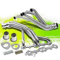 For 84-91 Gmt C/k 5.0l-5.7l 8-2 Long Tube Performance Exhaust Header Manifold