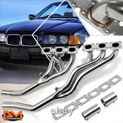 For 92-99 BMW E36 323/325/328 Stainless Steel Performance Exhaust Header+Gasket