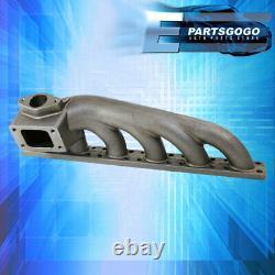 For 92-99 Bmw E36 3 Series L6 M50/M52 T3 Cast Iron Performance Turbo Manifold