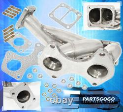 For 93-96 Mazda Rotary Rx7 Fd3S 13B-Rew T04 Performance Exhaust Turbo Manifold