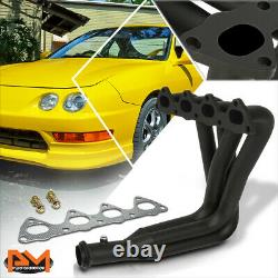 For 94-01 Acura Integra GSR/Type-R B-Series Performance 4-1 Exhaust Header Black