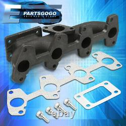 For 95-02 Chevy Cavalier S10 2.2L T3/T4 Performance Cast Iron Turbo Manifold