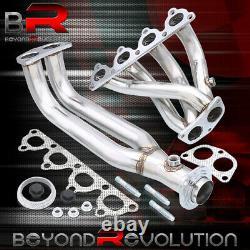 For 96-00 Honda Civic Ek Jdm High Flow 4-2-1 Exhaust Header Manifold Gasket Bolt