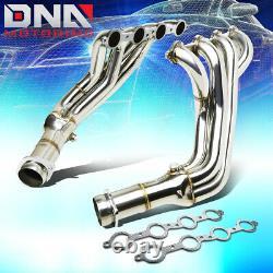 For 97-04 Corvette C5 Ls1/ls6 V8 Stainless Performance Header Exhaust Manifold