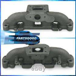For Mazda Miata MX-5 1.8L T25 T28 Performance Iron Exhaust Header Turbo Manifold