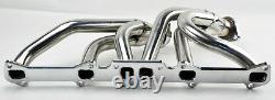 Ford Mercury L6 144/170/200/250 CID Stainless Steel Performance Headers Exhaust