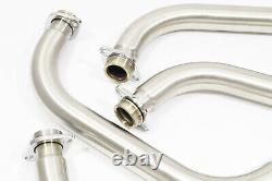 GSX1400 Exhaust Down Pipes Front Pipes Headers Performance upgrade Full Power