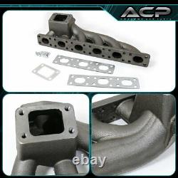 M50/M52 Cast Iron T3 T4 Performance Exhaust Turbo Manifold For Bmw E36 E46