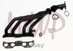Performance Exhaust Header Manifold Kit System 96-00 Toyota Tacoma 2.4L 2WD Only