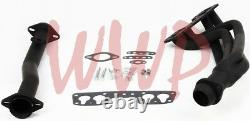 Performance Exhaust Header System For 90-95 Toyota Pickup/4-Runner 2.4L 22RE 4WD
