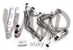 Performance Exhaust Headers For 72-93 Dodge D/W Truck & Plymouth Trailduster V8
