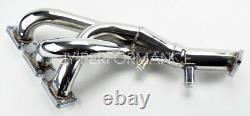 Performance Exhaust Manifold Headers FITS BMW E46 E39 Z4 01-06 2.5L 2.8L 3.0L L6