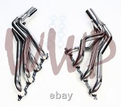 Stainless Long Tube Performance Exhaust Header 07-13 Chevy/GMC 1500 Pickup Truck