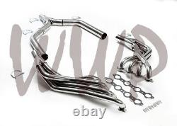 Stainless Performance 1-7/8 Exhaust Header Kit 98-02 Camaro/Firebird 5.7L LS1
