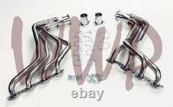 Stainless Performance Exhaust Header 77-79 F150/250/350/Bronco 4WD 351-400 Ci V8