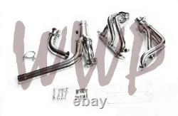 Stainless Performance Exhaust Header 95-02 Chevy Camaro Firebird F-Body 3.8L V6
