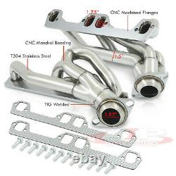Stainless Steel Racing Exhaust Manifold Header For 1994-2002 Dodge Ram 5.2/5.9L